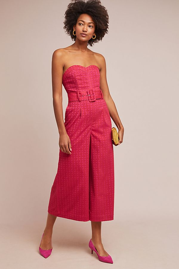 166b510aceb Slide View  1  Haley Strapless Jumpsuit