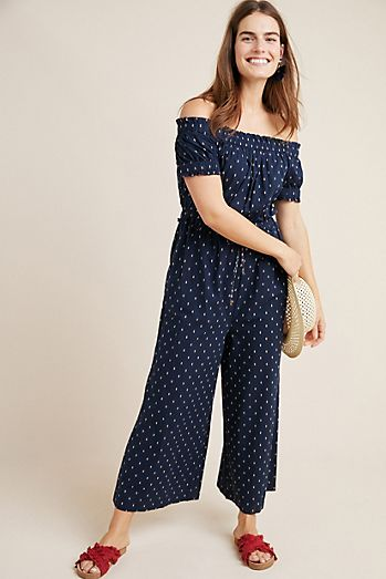 602089871a8e Findley Off-The-Shoulder Jumpsuit