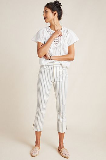 c6d102bd0ff The Essential Capri Trousers