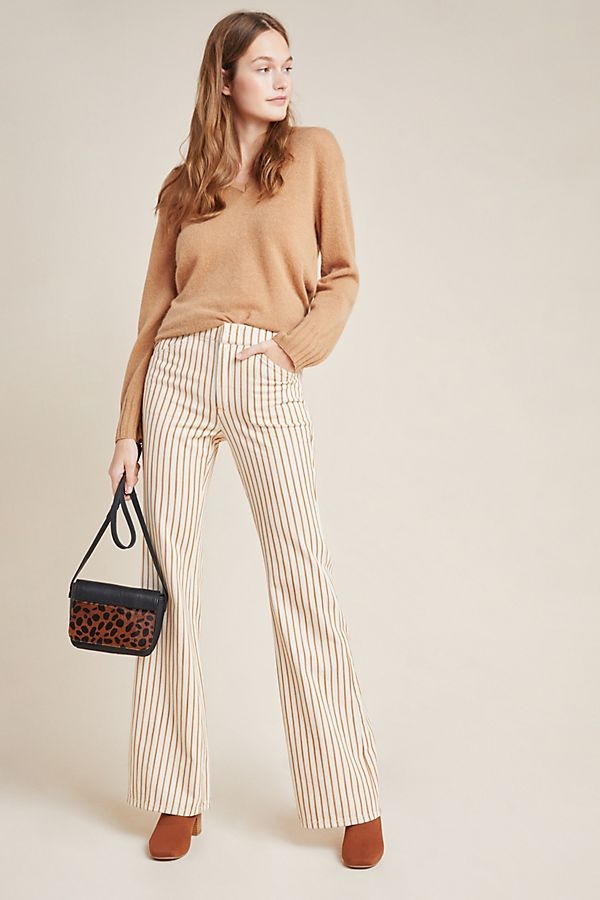 Slide View: 1: Kellie Striped Pants