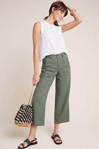 ad0ad8d0957 Traveler Linen Utility Pants