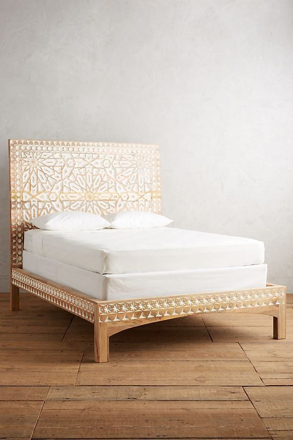Awesome Handcarved Albaron Bed Download Free Architecture Designs Scobabritishbridgeorg