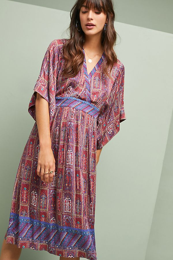 98a28d55dc Omina Kimono Dress