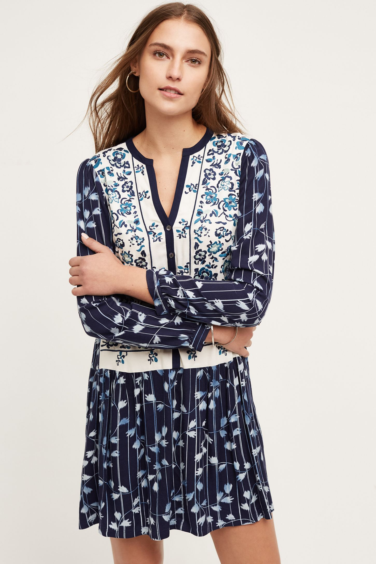 f712fbb5ecbf Semele Shirtdress | Anthropologie