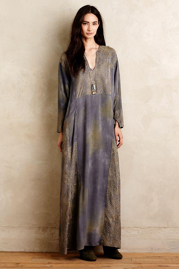 ab6468eba25 Antonia Pieced Maxi Dress