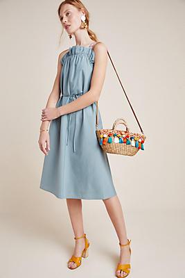 Slide View: 1: Corey Lynn Calter Harper Midi Dress