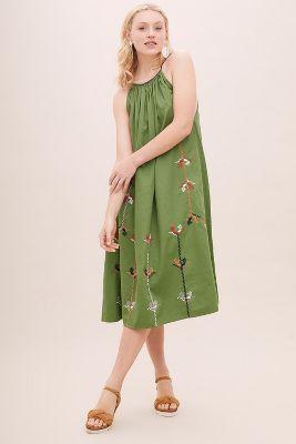 Corey Lynn Calter Cindy Embroidered Dress by Corey Lynn Calter