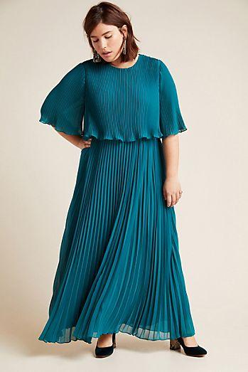 Plus Size Maxi Dresses | Anthropologie
