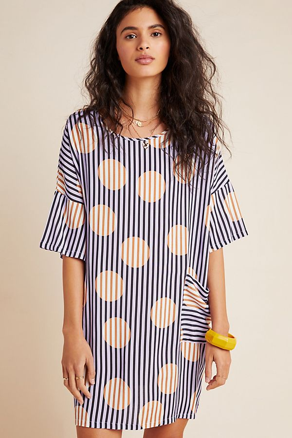 Slide View: 1: Corey Lynn Calter Dotted Tunic