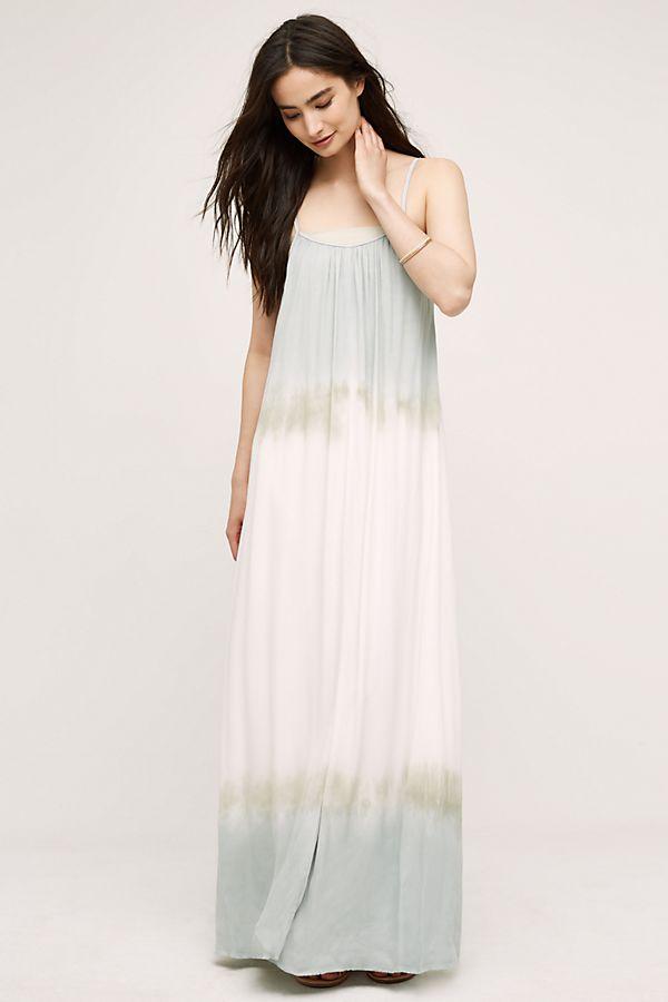 7e8ebd605 Shibori Sea Maxi Dress