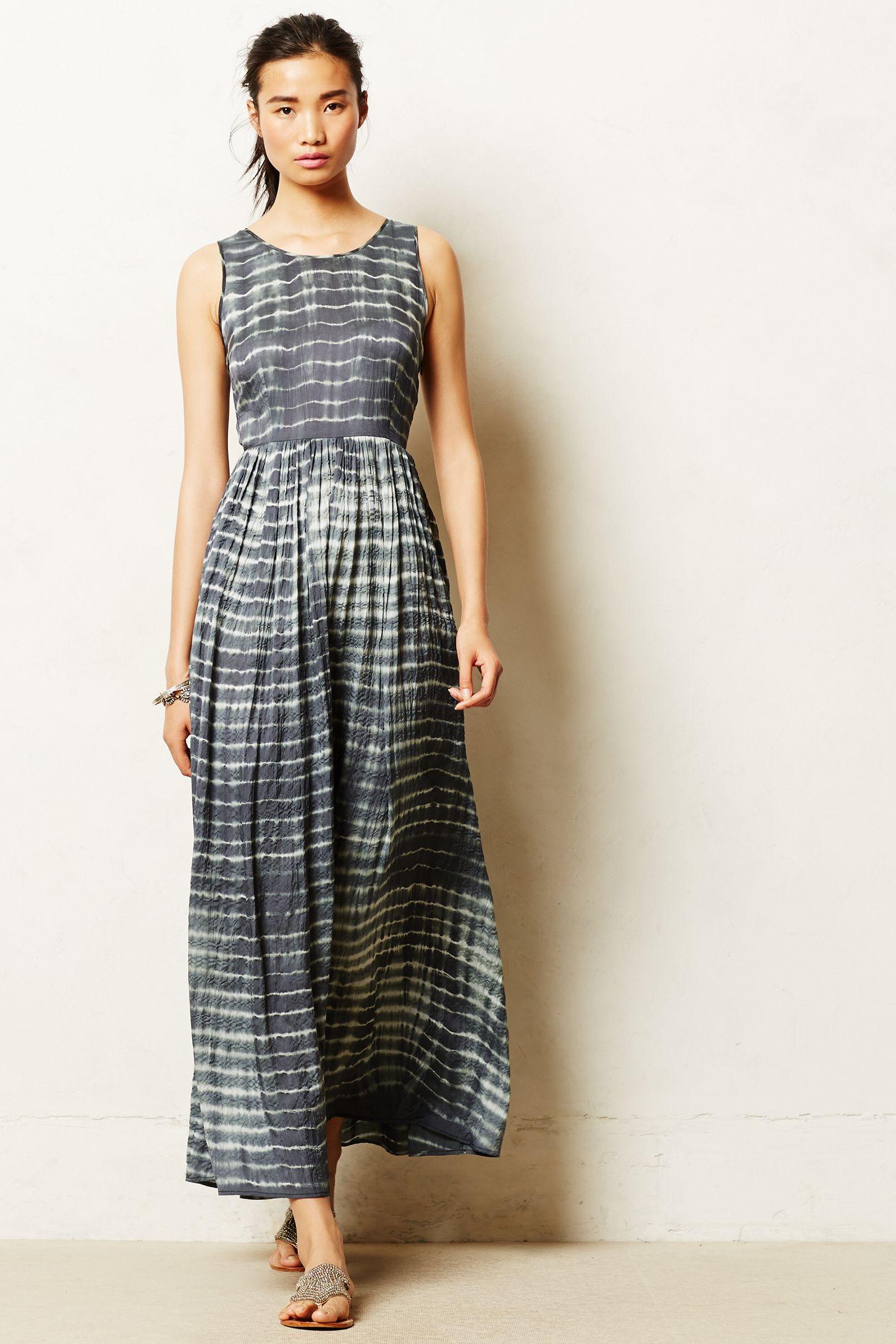 c3bf659ea Shibori Maxi Dress