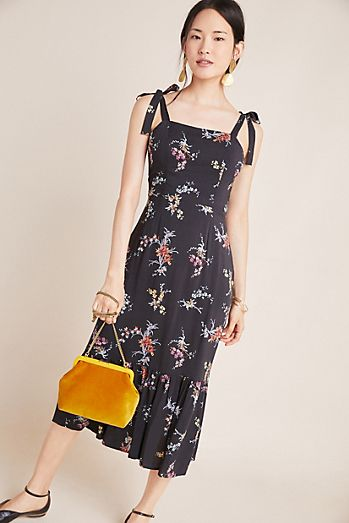 8182f522ed Maxi Dresses: Floral, White, Black & More | Anthropologie
