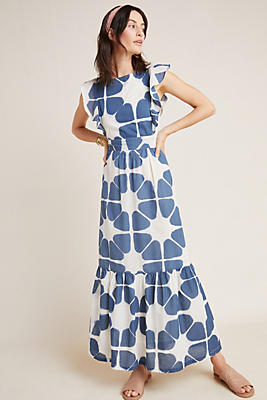 Slide View: 1: Seville Maxi Dress