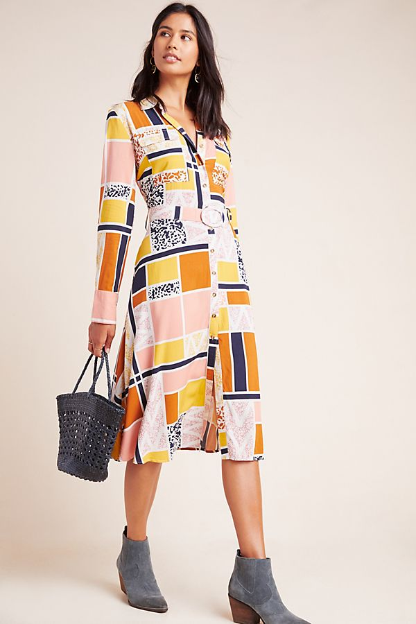 Slide View: 1: Nouveau Shirtdress
