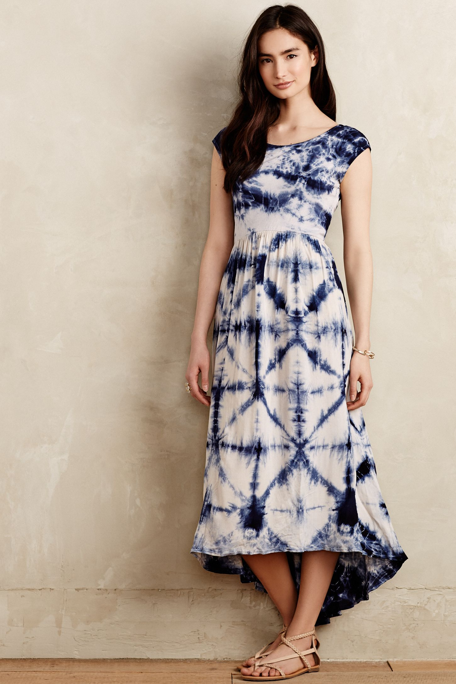 e798c3f52bd73 Skyscape Maxi Dress | Anthropologie