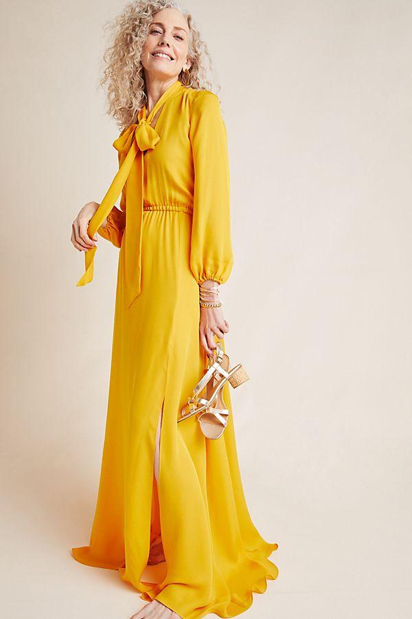 acaf20610fd Cynthia Rowley Ella Silk Maxi Dress