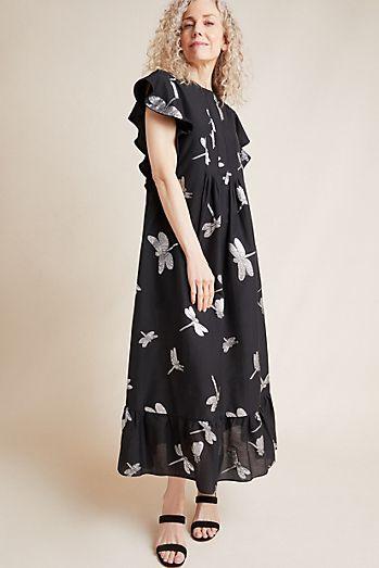 b2d0eea5f99 Cynthia Rowley Nairobi Midi Dress