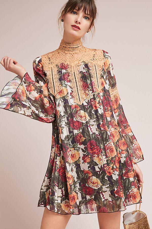 Anna Sui Clarissa Dress Anthropologie