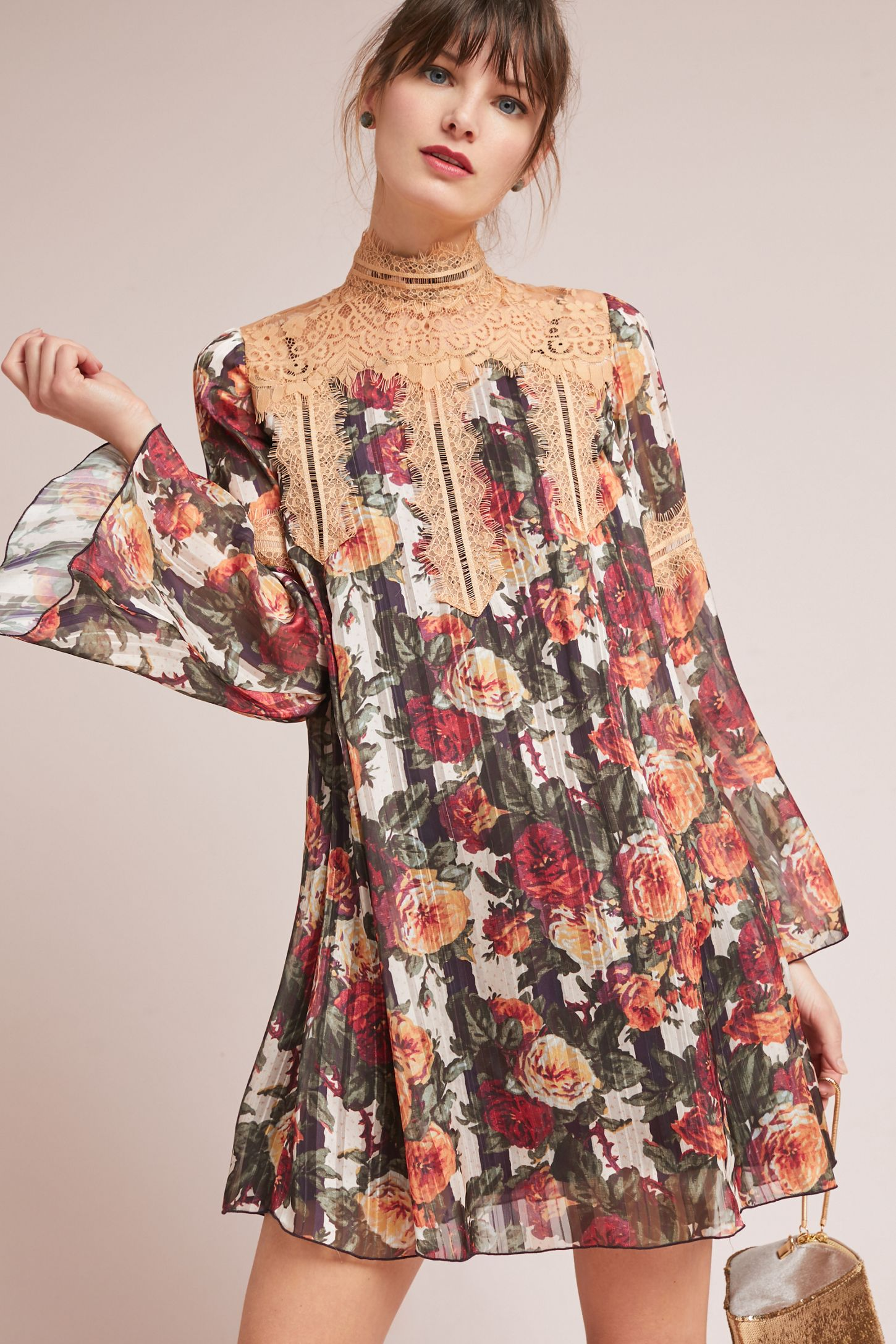 8d8523603e5 Anna Sui Clarissa Dress