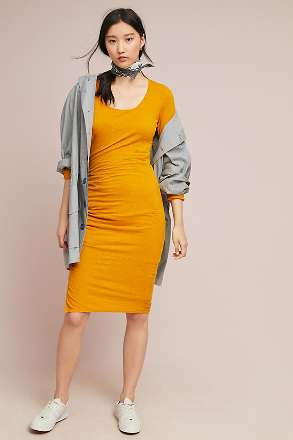 779fee29741 Alma Ruched Petite Dress