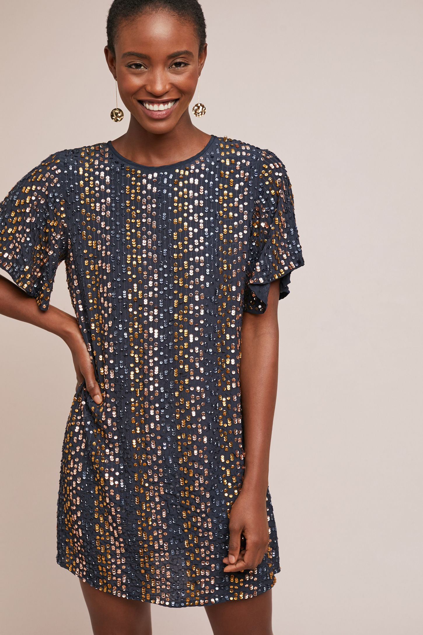 1c49011af75 Vivi Sequin Dress