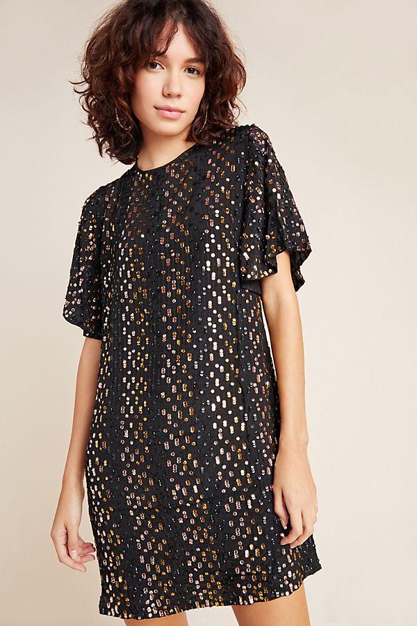 Slide View: 1: Vivi Sequin Dress