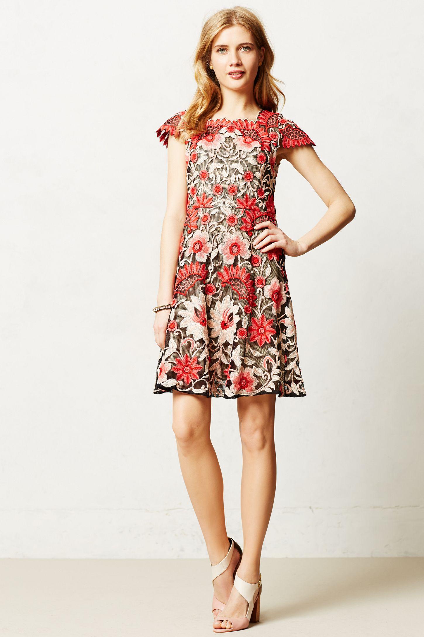 ab13682ccd5ad Crisantemo Dress | Anthropologie