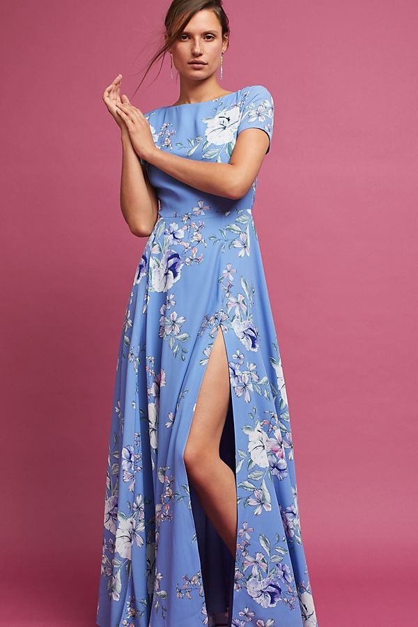 1fc141639f4de Yumi Kim Rebeka Floral Maxi Dress