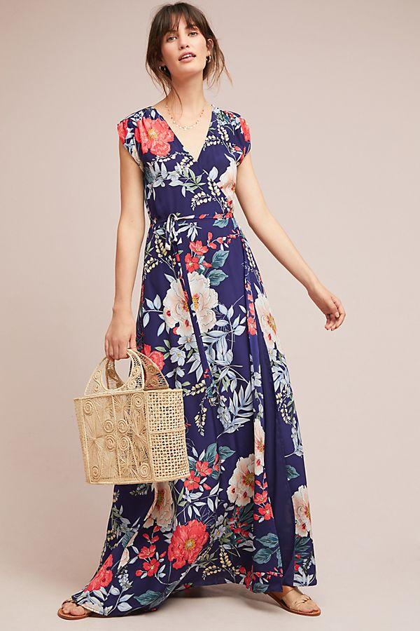 435aa4adec45 Yumi Kim Bora Bora Silk Maxi Dress
