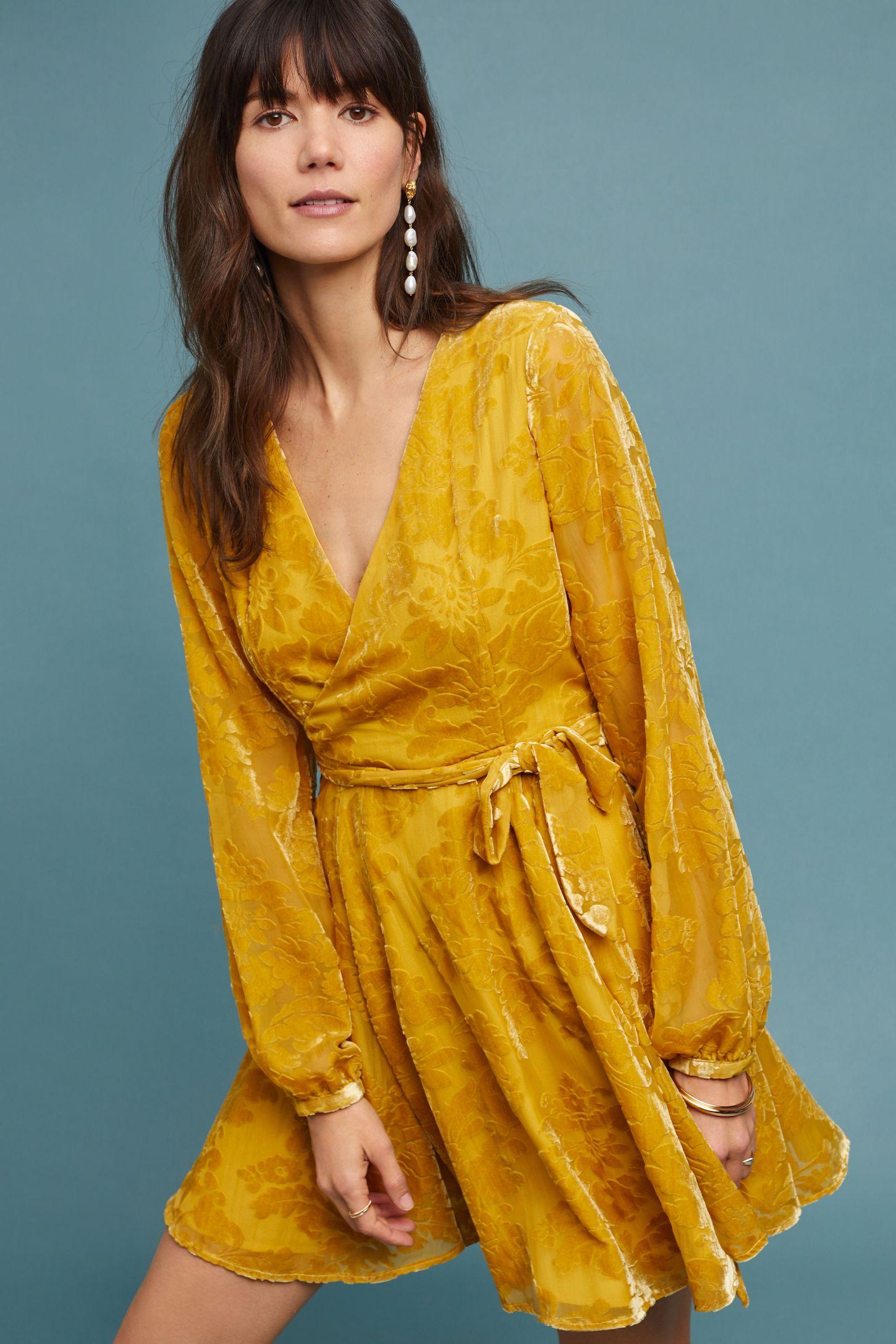 f43324df5497f Yumi Kim Royalty Velvet Dress