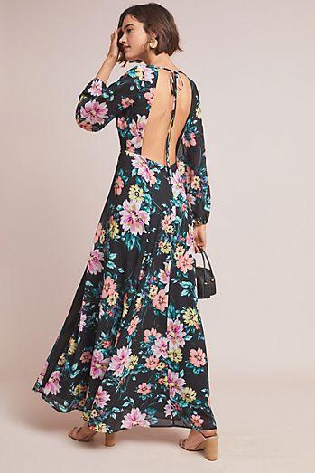 615407110248a Yumi Kim Wild Rose Maxi Dress