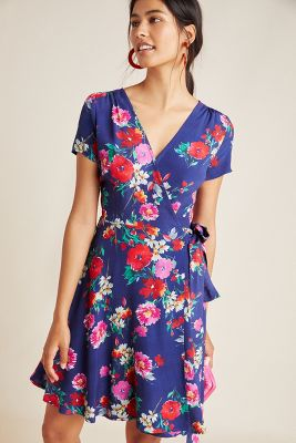 Yumi Kim Kennedy Wrap Dress by Yumi Kim