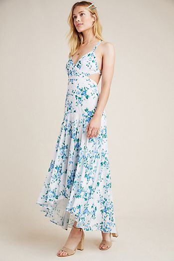 5aa505b7c Maxi Dresses: Floral, White, Black & More | Anthropologie