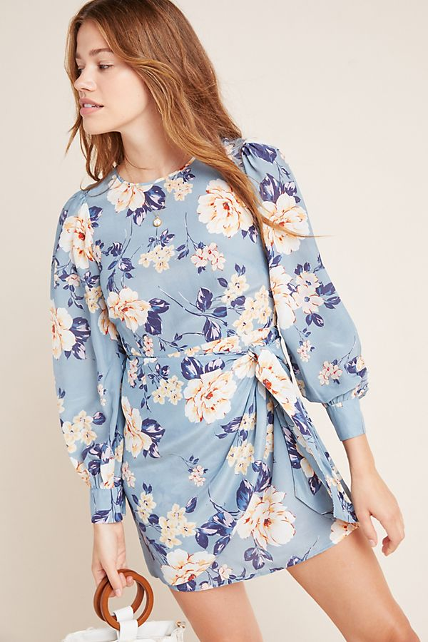 Slide View: 1: Yumi Kim Yvonne Floral Mini Dress