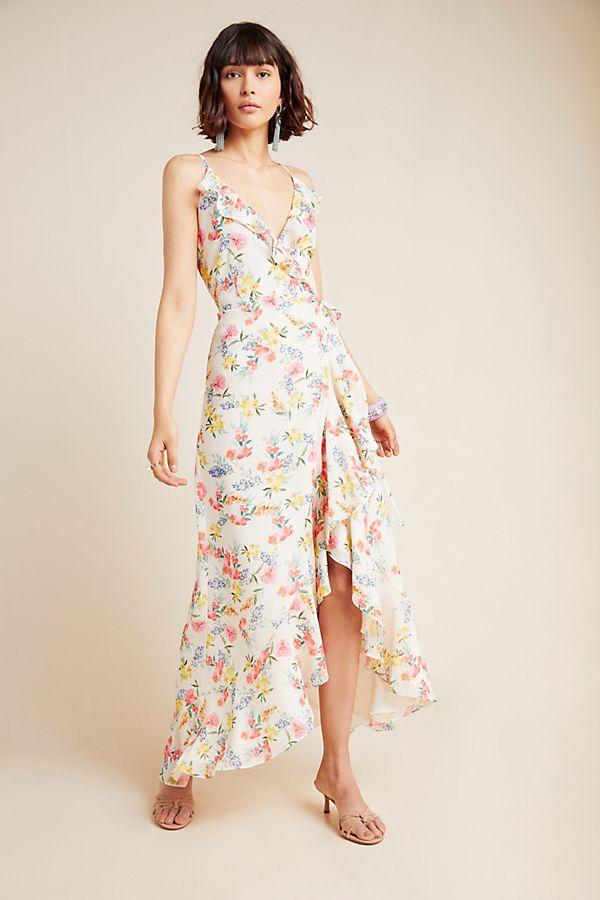 Slide View: 1: Yumi Kim Meadow Wrap Maxi Dress