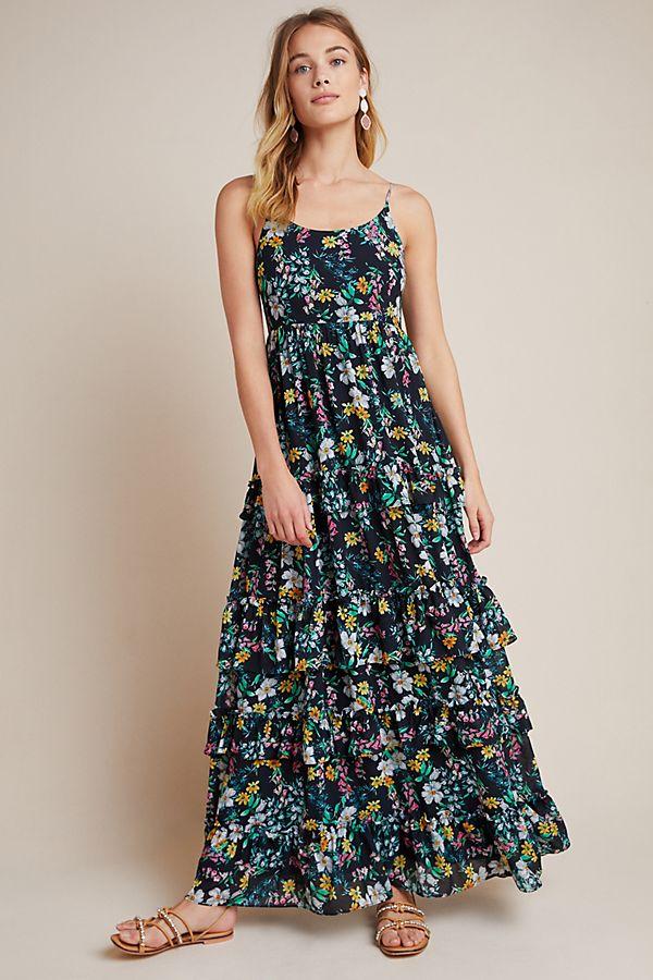 Slide View: 1: Yumi Kim Florita Tiered Maxi Dress