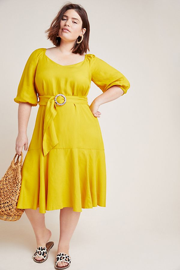 4aad43dc61b6 Artemis Midi Dress | Anthropologie