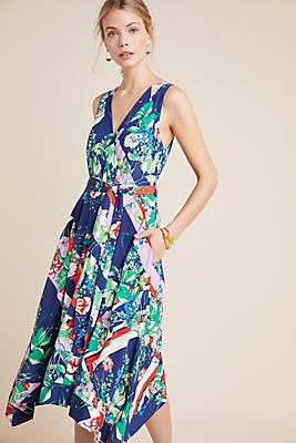 Slide View: 1: Spirited Midi Dress
