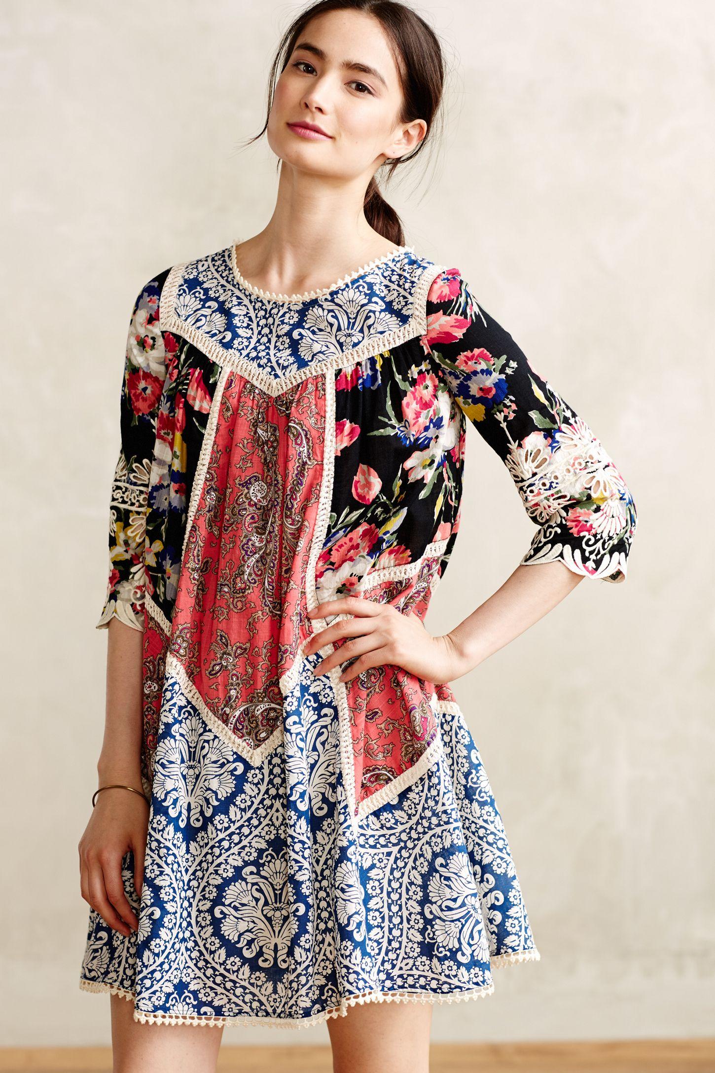 12bbca9e4d6df Inez Swing Dress | Anthropologie