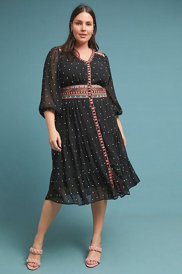 Slide View: 5: La Boheme Dress