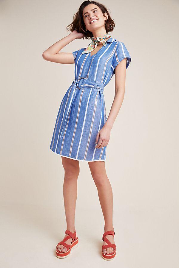 1bb9c8291b3 Slide View  1  Pilcro Striped Dress