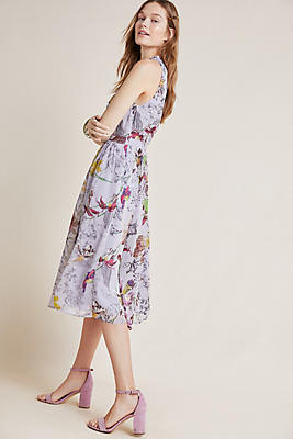 Arnelle Printed Dress by Anthropologie