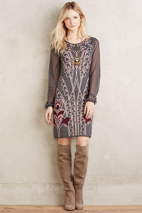 5642ac9356b Saone Sweater Dress