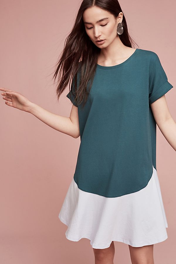 0d07093d009c Flounced T-Shirt Dress