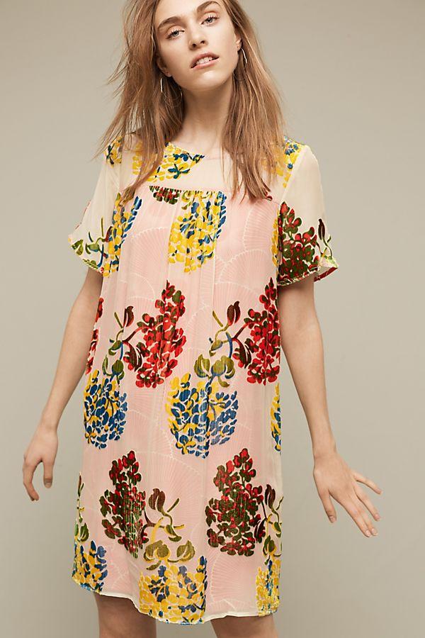 30f0057790 Flower Market Swing Dress   Anthropologie