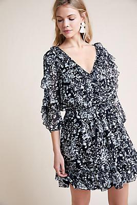 Shoshanna Praiano Silk Petite Dress by Shoshanna