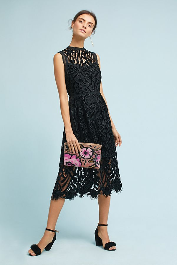 25b189c8 Shoshanna Floral Lace Dress | Anthropologie