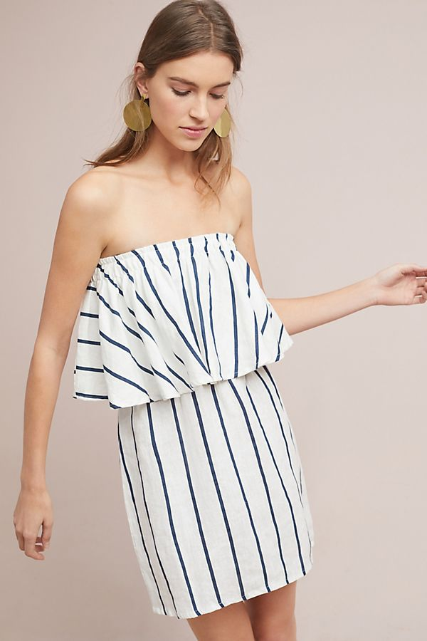 e508e5c20 Faithfull Striped Linen Dress | Anthropologie