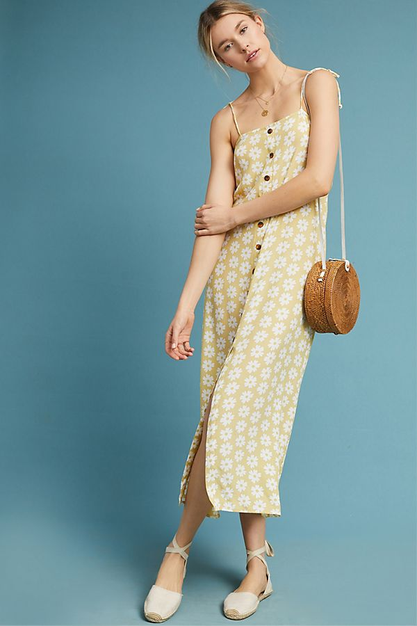7abdcb81f1 Faithfull Daisy Midi Dress