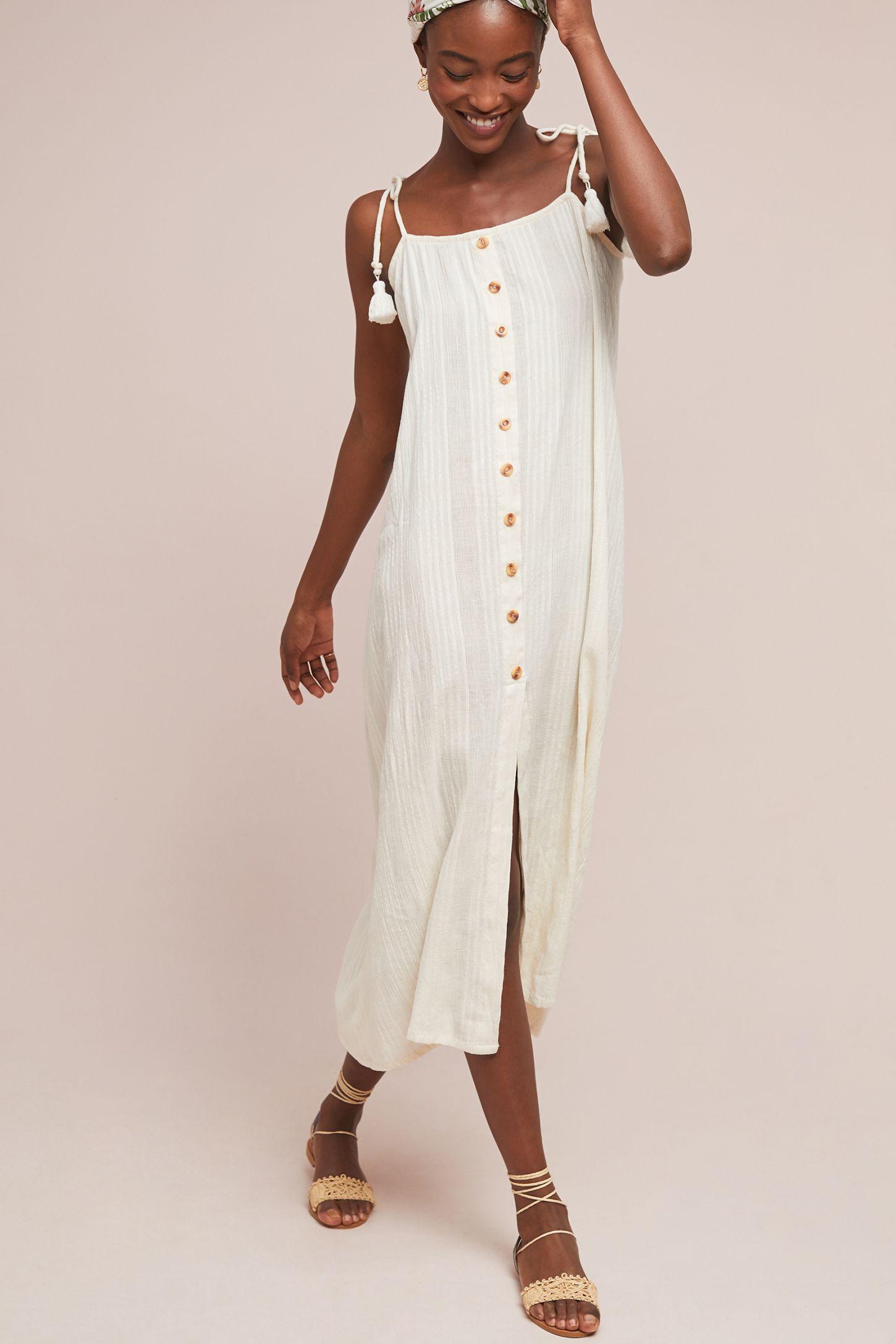 c81f794b32 Faithfull Luna Midi Dress